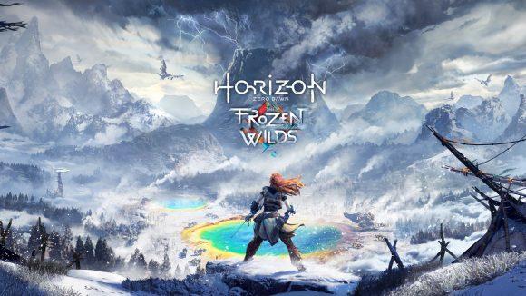 Horizon Zero Dawn: The Frozen Wilds PS4 voor €17,99 (PS+) @ PSN