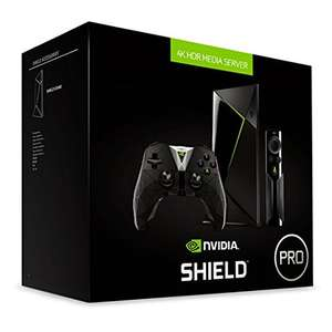 NVIDIA Shield TV Pro 500GB (2017-versie) voor 253,67 @ Amazon.it