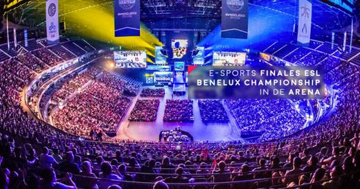 Gratis naar ESL Benelux Championship finales!