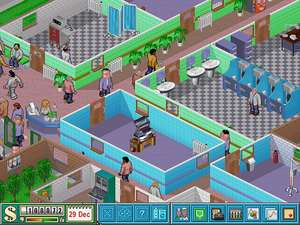 Theme Hospital (PC/Mac) DRM-FREE @ Gog.com