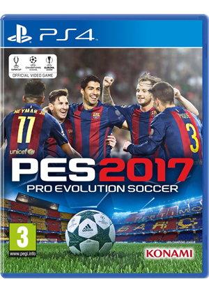 Pro Evolution Soccer 2017 (PS4) @ Base.com