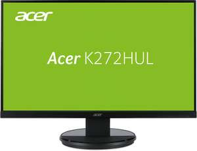 """Acer K272HULE 27"""" WQHD monitor voor €229 @ Amazon.de"""