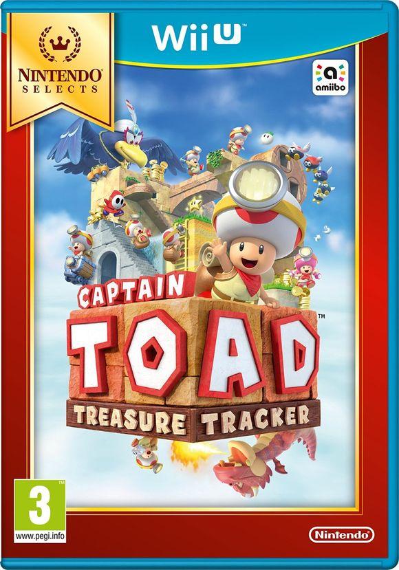 Captain Toad: Treasure Tracker WiiU voor 16,95 (inclusief verzending) bij Coolshop.com