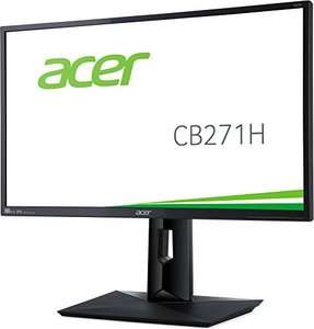 Acer CB271Hbmidr monitor voor €179 @ Amazon.de