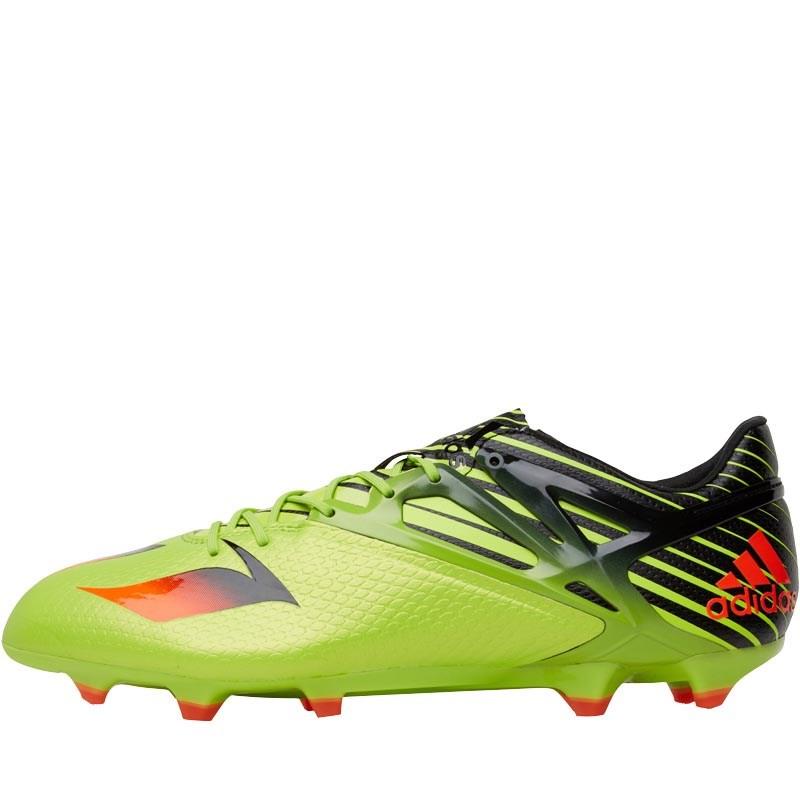 Voetbalschoenen  > adidas Heren MESSI 15.1 FG AG Sneakers Groen