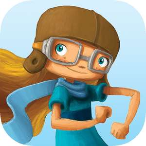 [iOS game] Tijdelijk gratis: Kids game Wenda the Wacky Wiggler- Interactive Storybook @ iTunes.nl