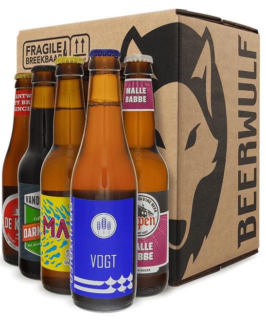 12 Speciaal bieren voor 19,95