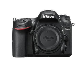 Nikon d7200 (en andere) 788€ na CASHBACK