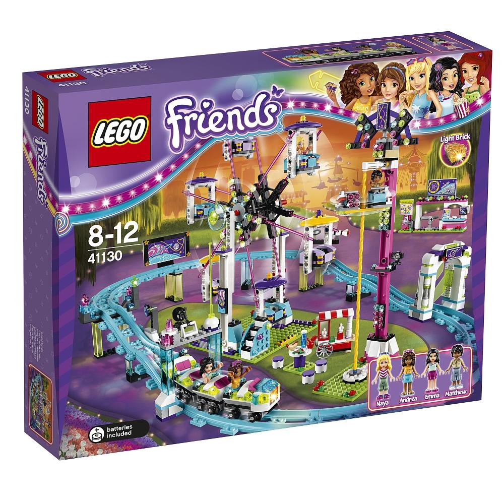 Lego® Pretpark Achtbaan (Friends) (41130) voor €64,98 @ Toys'r'us