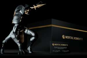 Mortal Kombat X Kollector's Edition by Coarse (Xbox One) US versie @ Nedgame