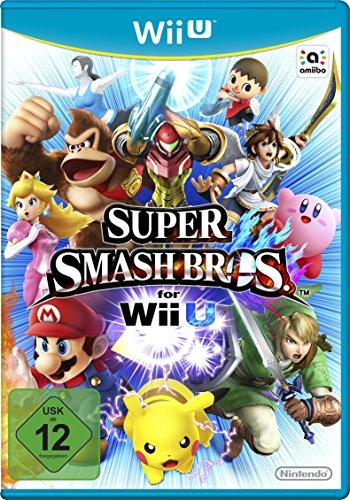 Super Smash Bros Wii U voor €26 @ Amazon.de