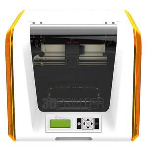 Update XYZ DaVinci Junior 3D printer €200,- bij MediaMarkt Doetinchem