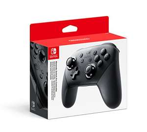 Nintendo Switch Pro controller voor € 56,08 @ Amazon.de