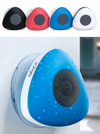 Waterproof Bluetooth speaker van Avanca voor €22,90 @Marktplaats