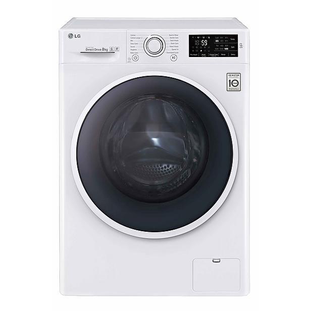 LG F14U2TDN0 Direct Drive wasmachine voor €338 @ Wehkamp