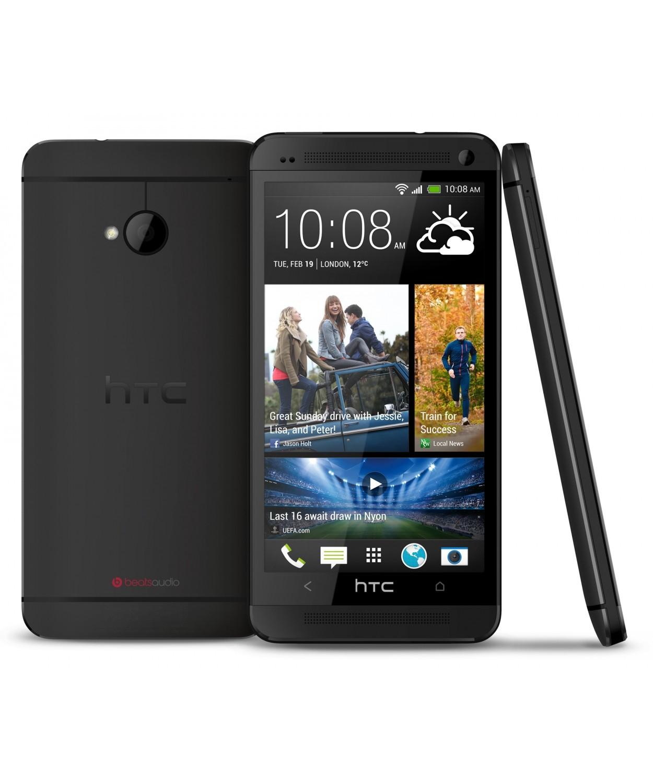 HTC One 32GB (M7) (Zwart) Smartphone voor €234,95 @ Neckermann