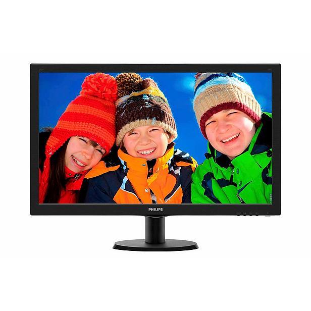 """24"""" Philips monitor voor €91,57 @ Wehkamp"""