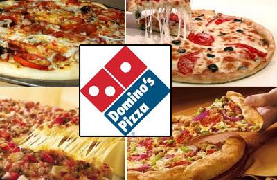 Tweede pizza gratis door couponcode @ Domino's