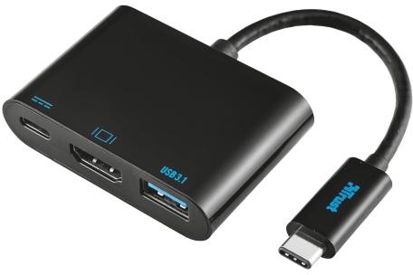 Trust USB-C Multiport Adapter - €5,30 @ Siscomputers