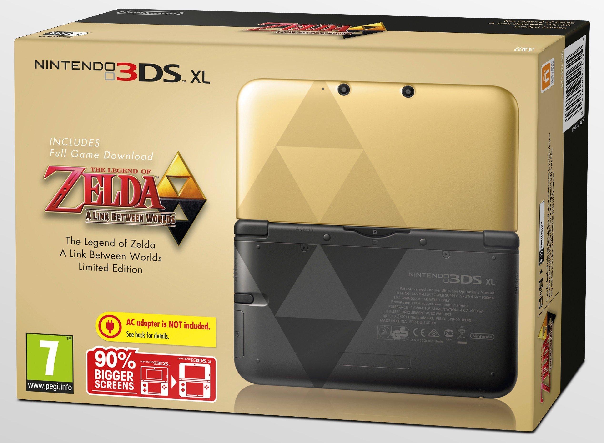 Diverse speciale Nintendo 3DS XL modellen voor €169,98 @ Intertoys