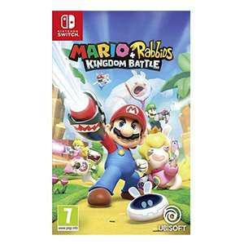 Mario + Rabbids Kingdom Battle (Nintendo Switch) @ Base.com