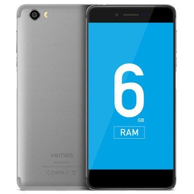 """Vernee Mars Pro 4G 5.5"""" Octa Core 6GB / 64GB 5MP / 13MP @ Gearbest.com"""