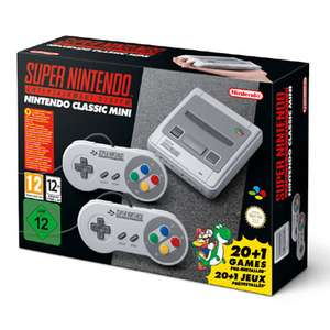 Nintendo Classic Mini Super Nintendo Entertainment System SNES @ Wehkamp.nl