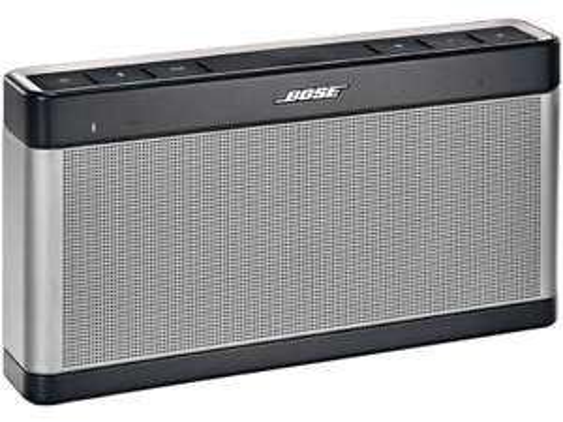 Bose Soundlink III Stereo Bluetooth speaker met oplaadbare accu @ Hofma.nl