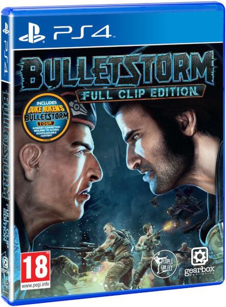 Bulletstorm Full Clip Edition (PS4, Xbox One) voor 26,07