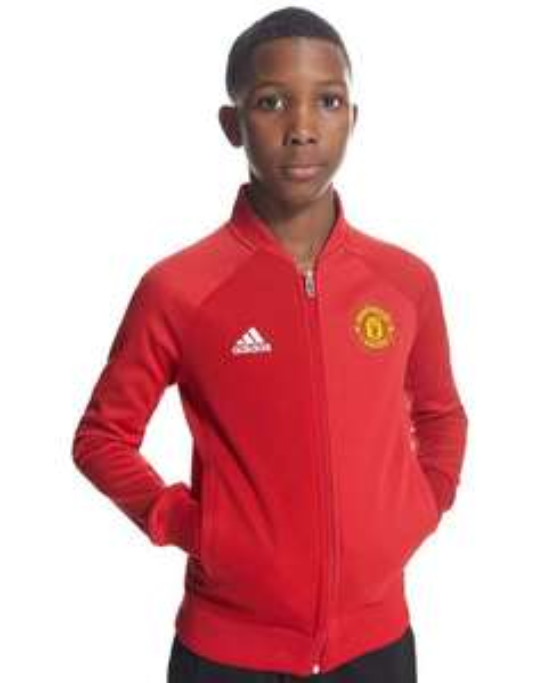adidas Manchester United FC Anthem vest -87% nu €10 @ JD Sports