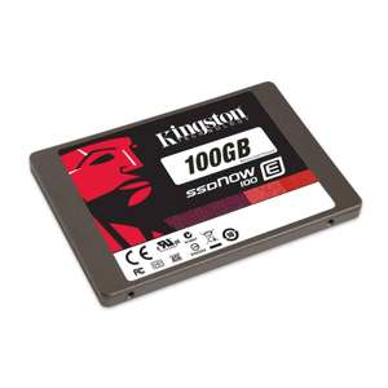 [PRIJSFOUT] Kingston SSDNow E100 100GB @ Aces Direct