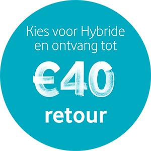 Probeer Vodafone Hybride nu één maand gratis!
