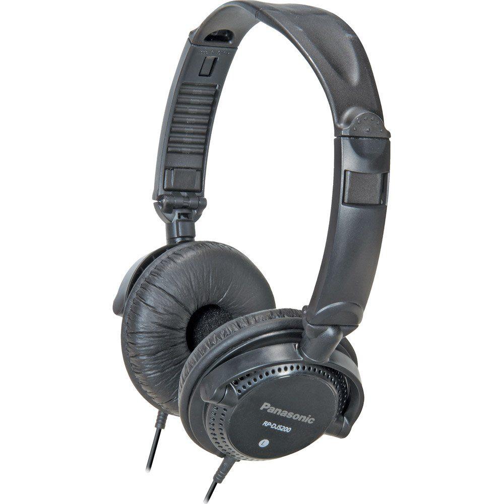 Panasonic RP-DJS200 Hoofdtelefoon voor €9,87 @ Kruidvat