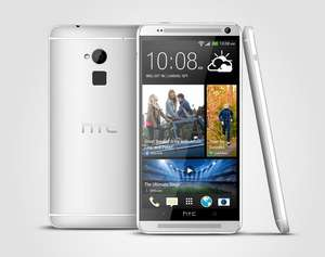 HTC One Max (+ 1 maand data) voor €244 / HTC One (M7) (Rood) voor € 250 @ Coolblue