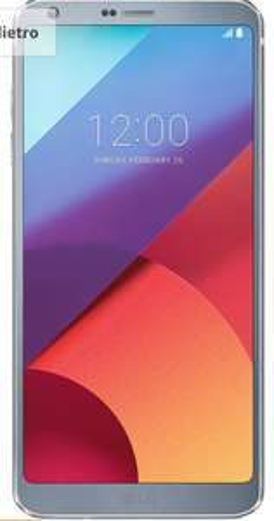 LG G6 voor €450 @ Amazon.it