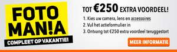 Sony A7 24 mp fullframe camera voor €999 @ Kamera-Express