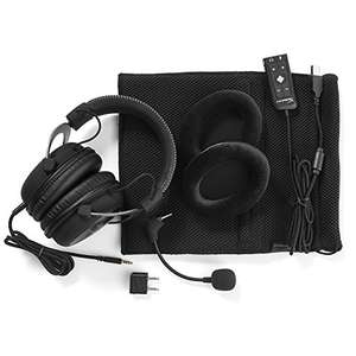 [UPDATE] HyperX Cloud II Gunmetal gaming headset voor €59 @ Amazon.de