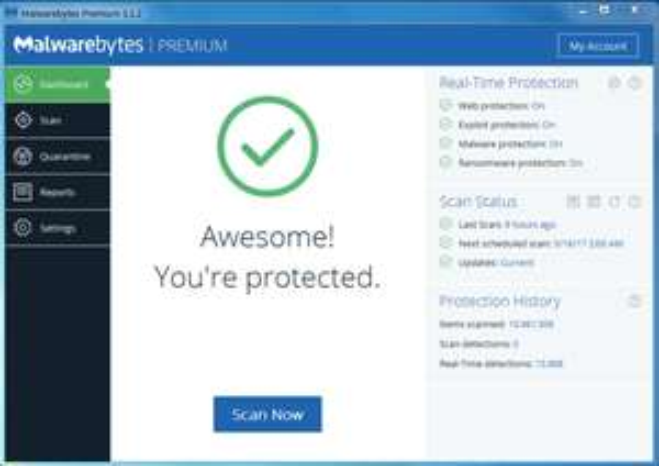 Malwarebytes Premium LIFETIME key