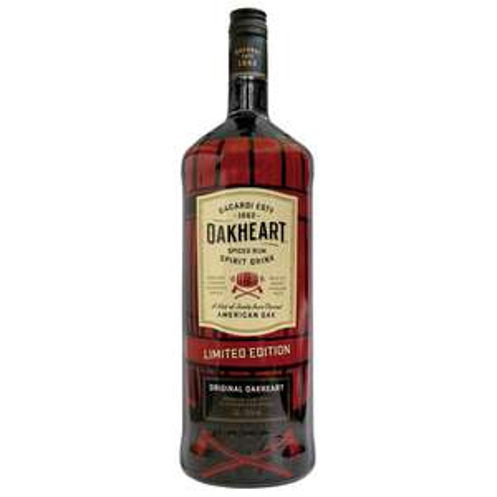 Vanaf maandag bij Gall & Gall - Bacardi Oakheart 1,5L voor €19,99 @ AH