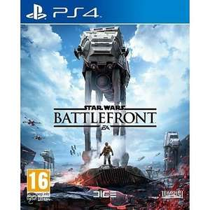 Star Wars: Battlefront (2015), (PS4) voor €14,99 @ AllYourGames