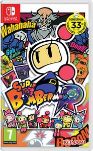 Super Bomberman R (Nintendo switch) voor €29,99 @ Nintendo