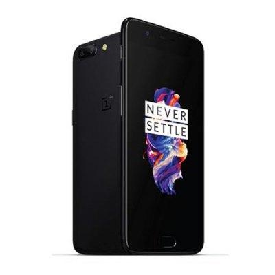 [UPDATE] OnePlus 5 4G Phablet (8GB RAM met 128GB ROM) voor €401,40 @ Gearbest