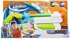 Nerf Supersoaker Flash Flood €9,99 (met 200 pnt €7,99) @ Kruidvat