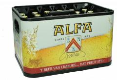 2 kratten Alfa Edel pils 24 x 30cl voor €14,89 @ Jan Linders