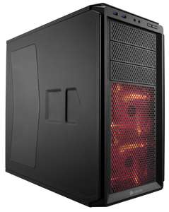 Corsair Graphite 230T Windowed Black voor €61 @ CD-ROM-LAND