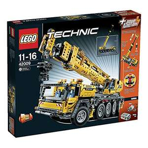 Lego 42009 mobiele kraan MKII 2in1 Model incl. Power Functions @ Amazon.de