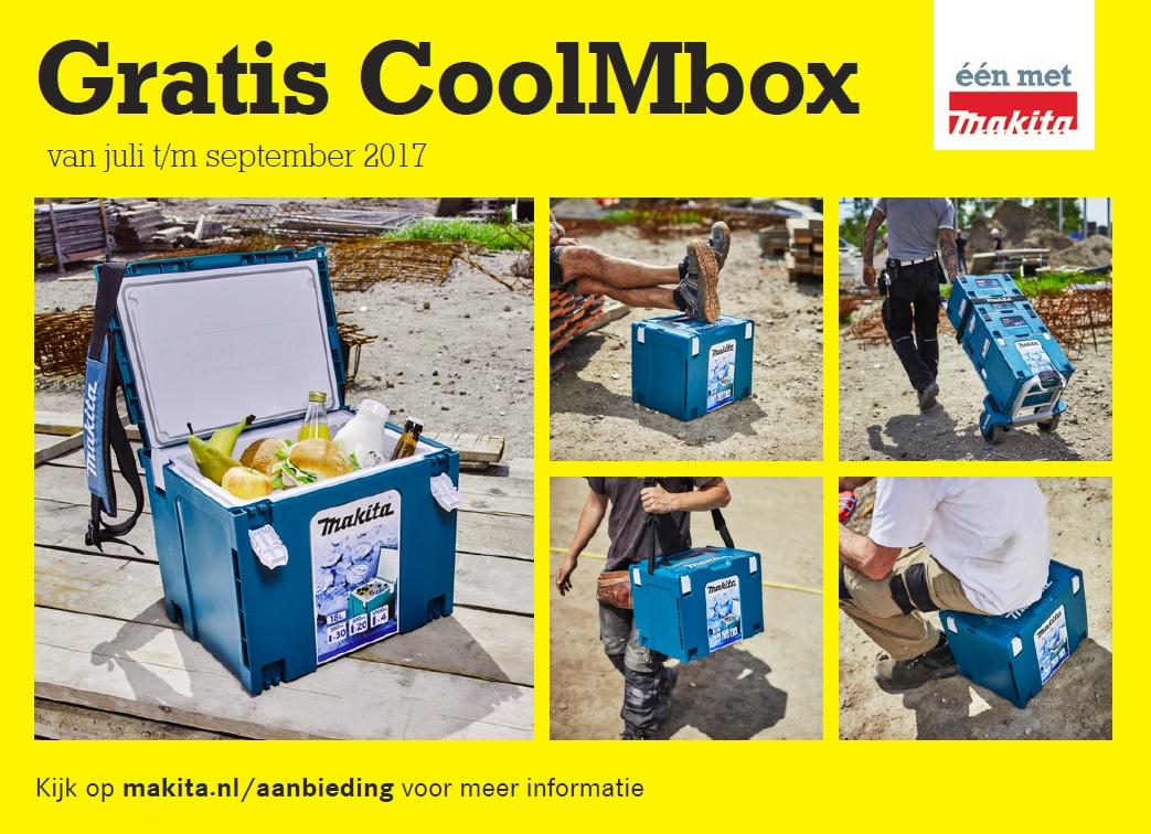 Gratis koelbox bij aankoop van geselecteerde producten. ter waarde van €72,09