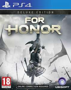 For Honor Deluxe Edition (PS4 / Xbox One) @ Gamemania