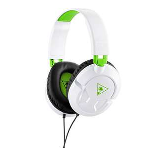 Turtle Beach Recon 50X White Gaming Headset [Xbox One, Xbox One S, PS4, PS4 Pro] voor €16 @ Amazon.de