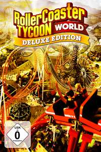 [FOUTJE?] RollerCoaster Tycoon World Deluxe Edition (Steam key) voor €1,64 @ Amazon.de